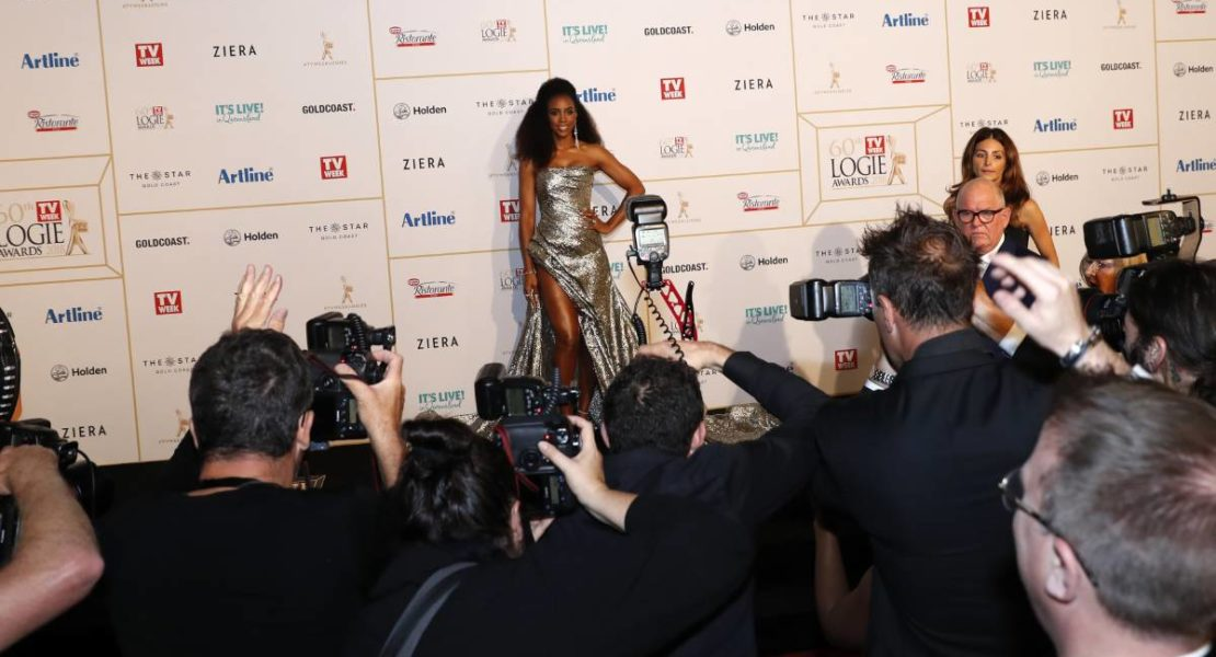 The Logie Awards Best Dressed