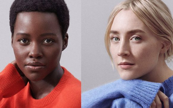 The Faces Of Calvin Klein's New Fragrance 'Women'