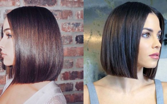 Glass Hair – The newest hair trend making us want to chop our locks