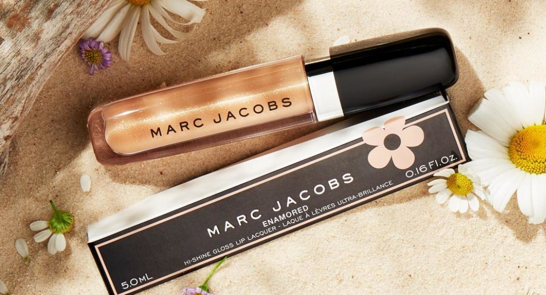 Marc Jacobs Releases Daisy Love Lip Gloss!
