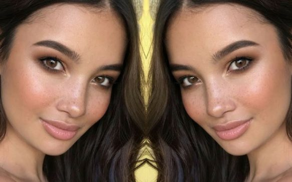 How To Prevent Your Makeup Sliding Off In Summer