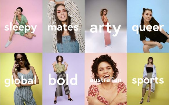Sportsgirl Launches Its New Inclusive Collection
