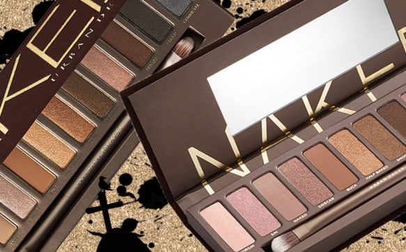 Urban Decay Discontinues Original Naked Palette