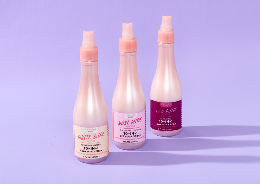 Hair Products Inspired By Wine