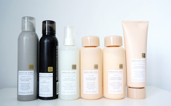 Kristin Ess Haircare Set To Launch In Priceline
