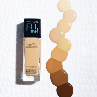Maybelline Extends Fit Me! Shade Range