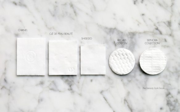 Swap out your Swisspers for Korean Cotton Pads