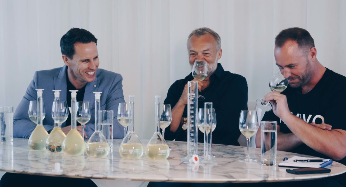 Graham Norton Launches New Prosecco In Sydney