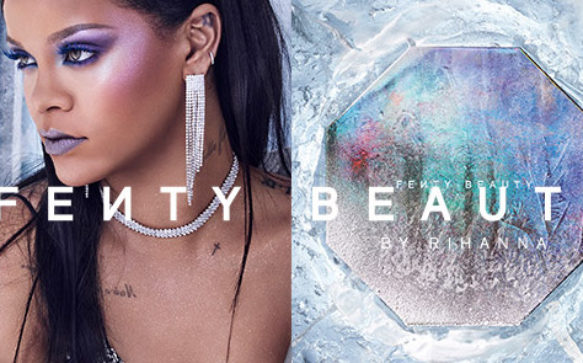 Fenty Beauty Announce Very First Highlighter Palette