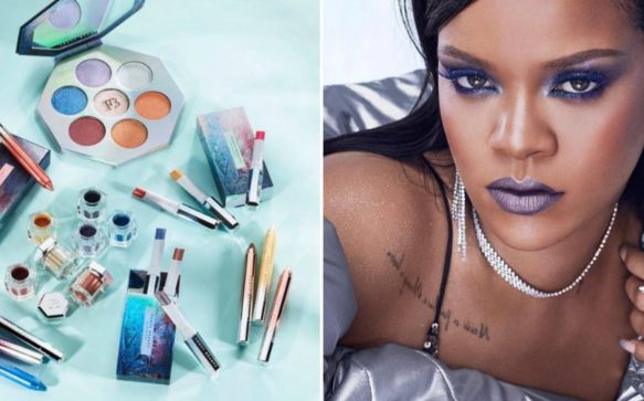 Fenty Beauty's Chill Owt Holiday Collection