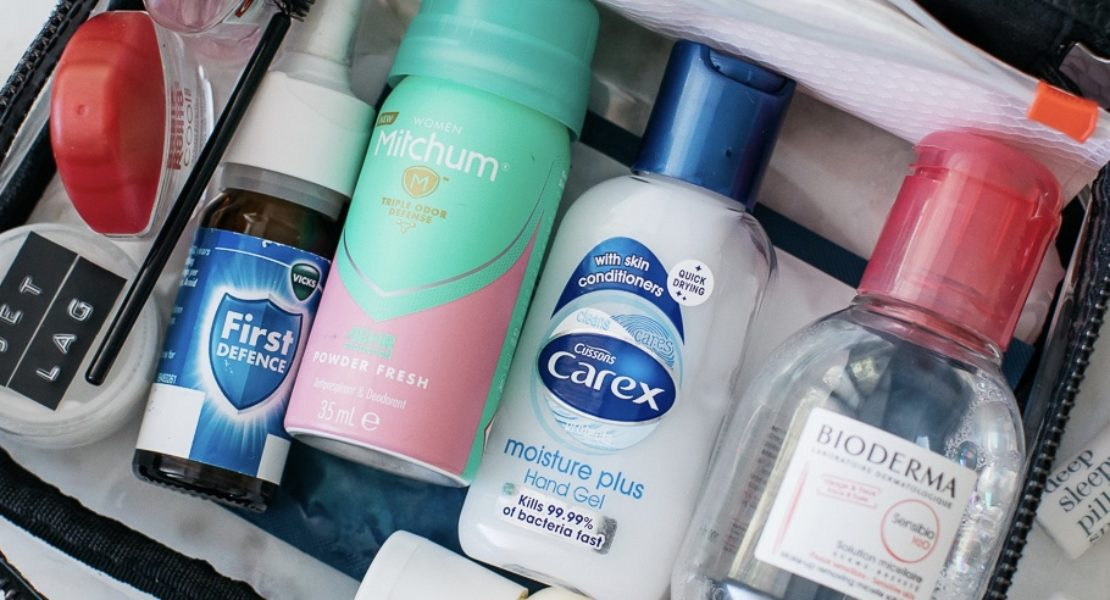Beauty Carry On Essentials For Every Flight