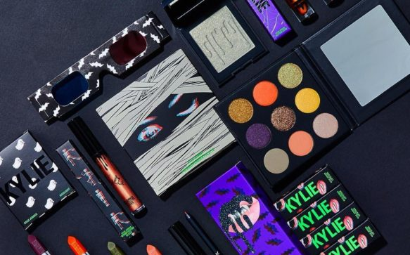 Kylie Cosmetics Launches 3D Halloween Collection