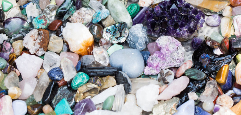 What's the Deal With Crystal-Infused Beauty Products?
