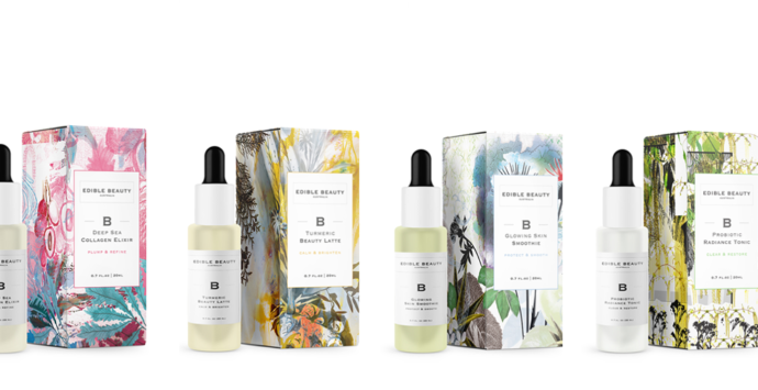 Give Your Skin A Boost With Edible Beauty