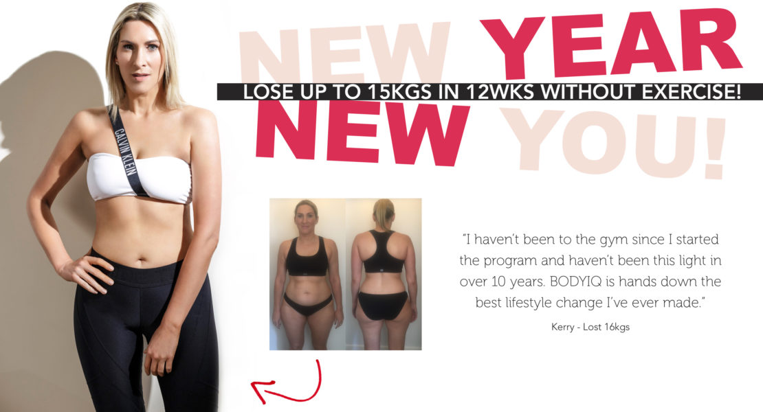 New Year New You With BODY IQ!