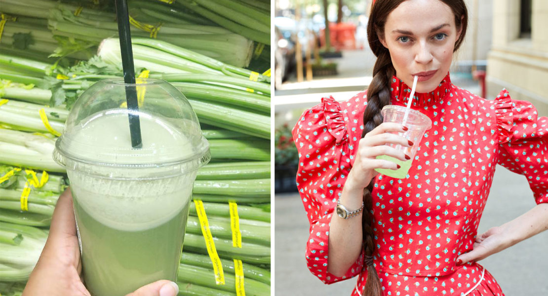 Miracle Celery Juice: The Overlooked Green Juice Loaded with Powerful Skin & Body Benefits