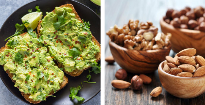 5 Healthy Foods Making You Fat