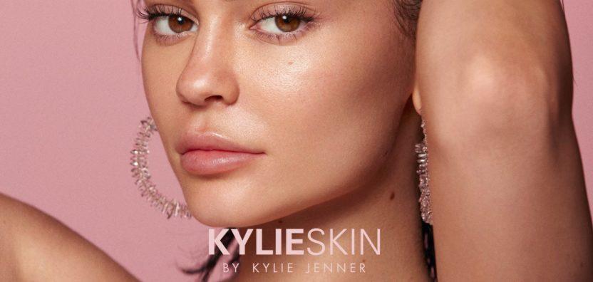 Beauty Mogul Kylie Jenner Launches Kylie Skin
