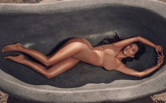 Is KKW Beauty's Body Makeup Making Us More Insecure?