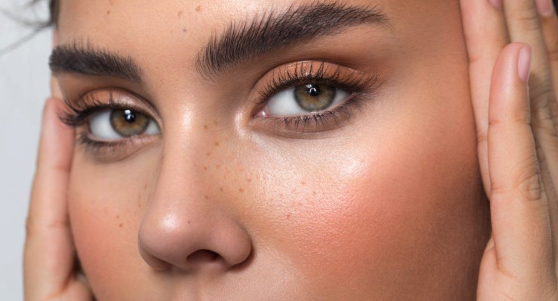 Laminating ain't just for paper, it's also for BROWS… apparently.