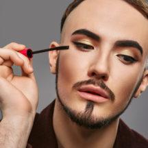 Makeup isn't just for women