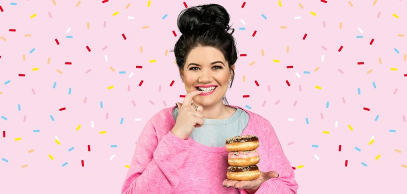 Get Bready… This Makeup Will Make You Hungry!