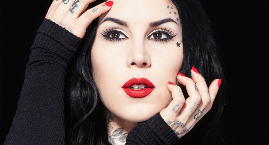 Kat Von D steps away from eponymous beauty line