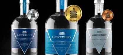6 Best Gin Cocktails with Lawrenny Estate