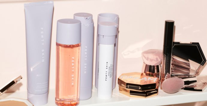 Everything you need to know about Rihanna's new skincare line