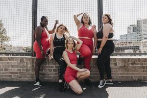 Activewear for everyone, Tahui aims to make everyone feel good no matter what size.