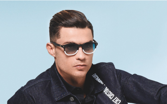 Cristiano Ronaldo launches CR7 sunglasses
