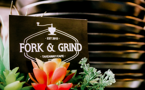 Fork and Grind: The Best Cafe in Ultimo!