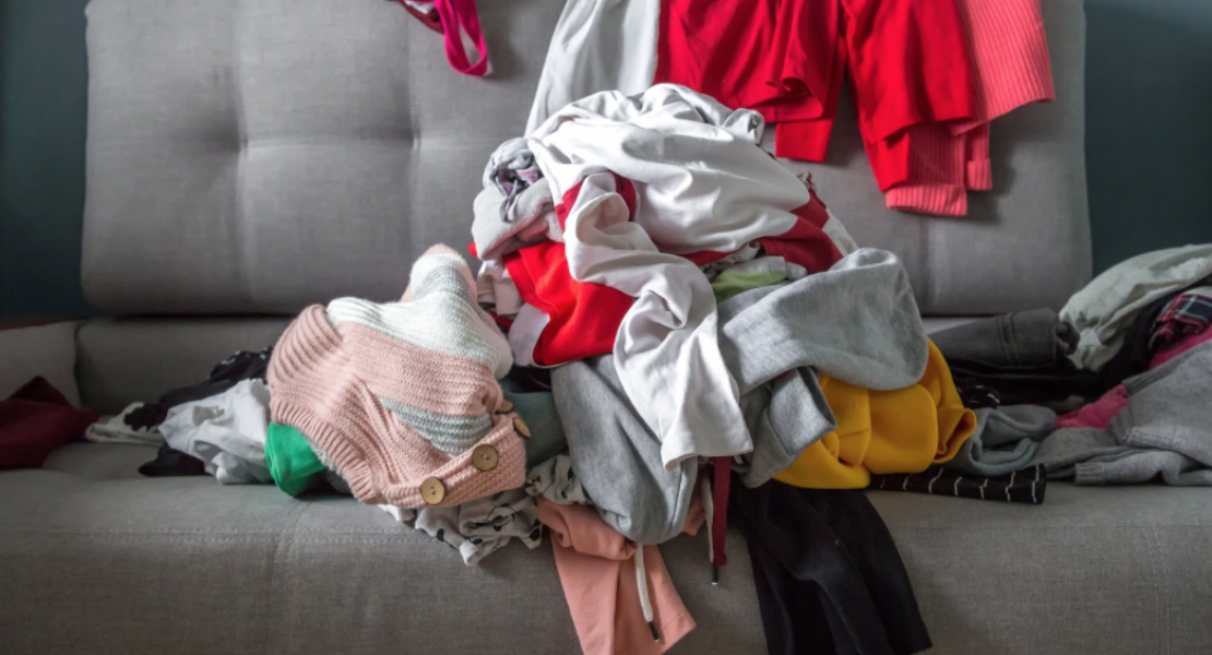 What You Can Try to Avoid Fast Fashion Overhaul