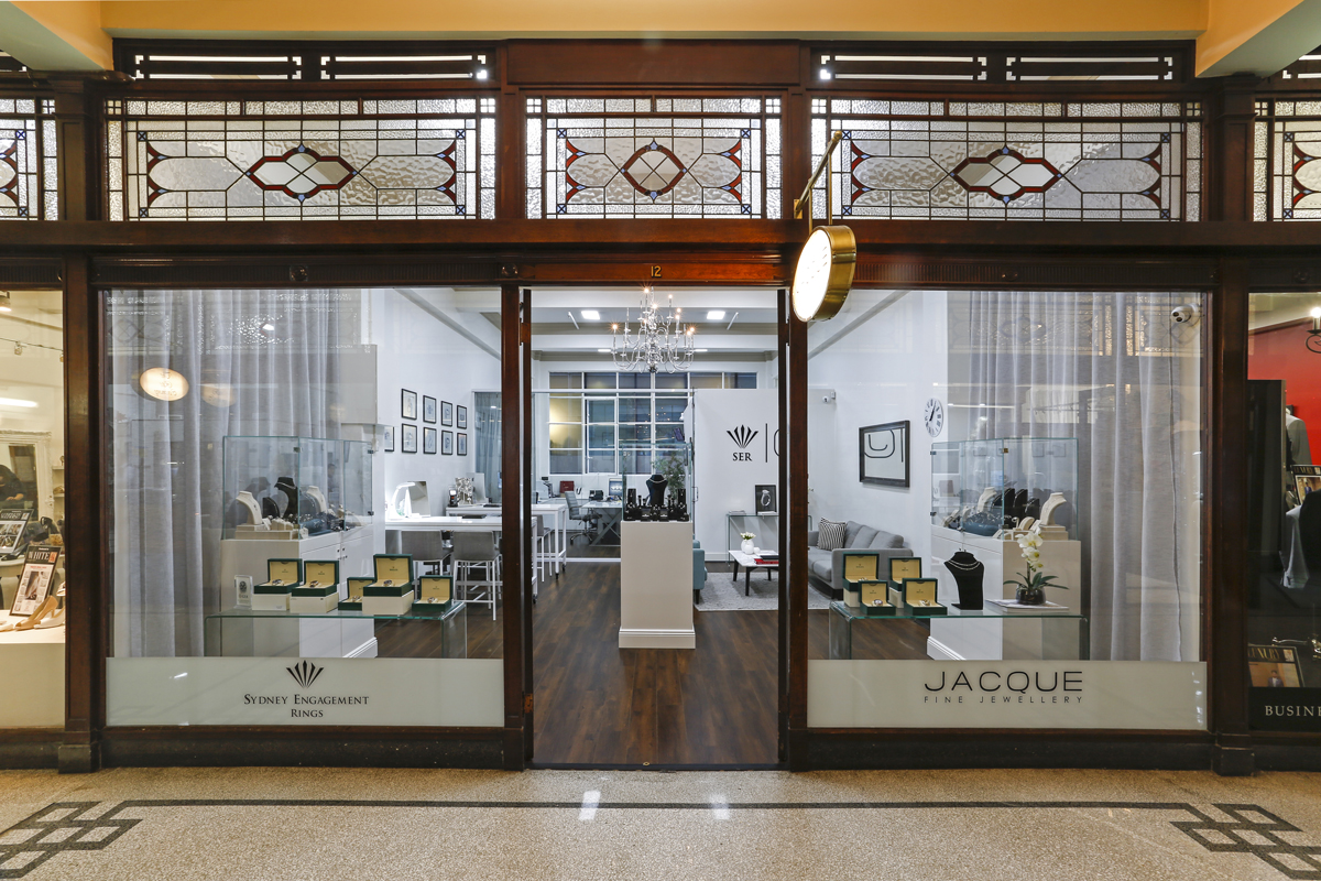 Best Engagement Ring Jewellers In Sydney - Jacque Fine Jewellery