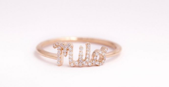 Diamond Name Rings and Necklaces – Australia's New Gifting Trend!