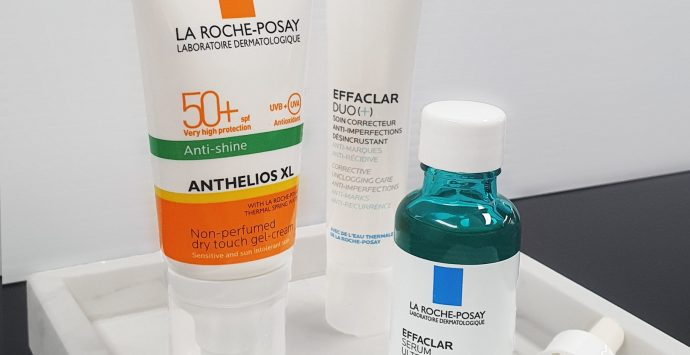 La Roche Posay Is Here To Keep Your Skin Looking And Feeling Healthy!