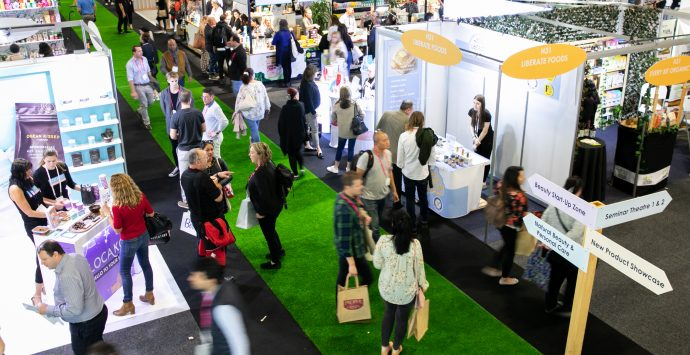 Huge Turnout for Naturally Good 2021 With Crowds Wowed by Latest Health and Wellness Innovations