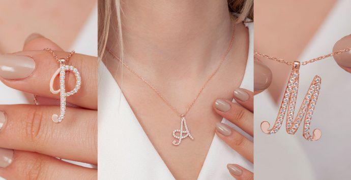 Diamond Initial Pendants and Diamond Name Rings – Australia's New Jewellery Gifting Trend!